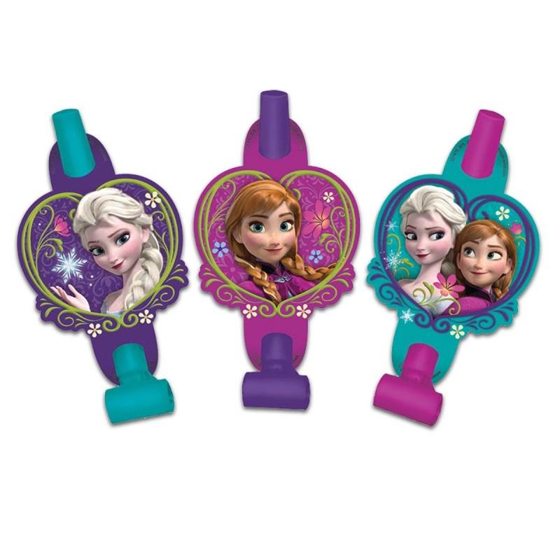 Lingua de Sogra Lembrancinha Festa Infantil Tema Frozen 3un