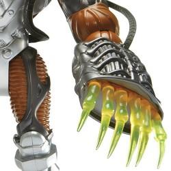 Boneco Max Steel - Toxzon Terror Tóxico