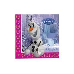 Guardanapo Olaf Frozen Festa Infantil Tema Frozen 50un