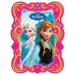Convite de Aniversário Festa Infantil Tema Frozen 24un
