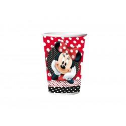 Copo para Decoração de Mesa Minnie para Festa Infantil