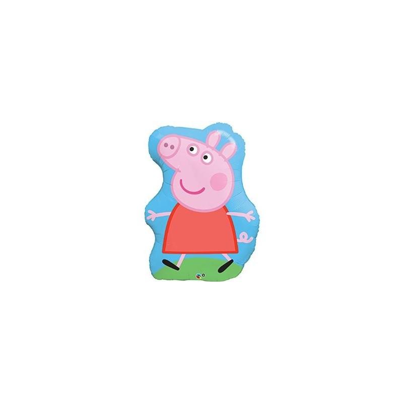 Balão Metalizado Peppa Pig Festa Infantil