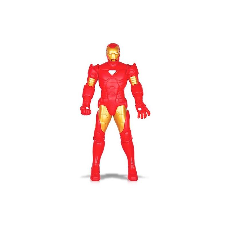 Boneco Marvel Super-herói Homem De Ferro (Iron Man) Gigante 55 cm