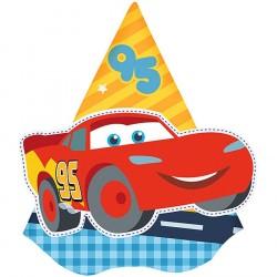 Chapeuzinho Disney Cars Festa Infantil