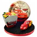 Enfeite de Mesa Disney Cars Festa Infantil