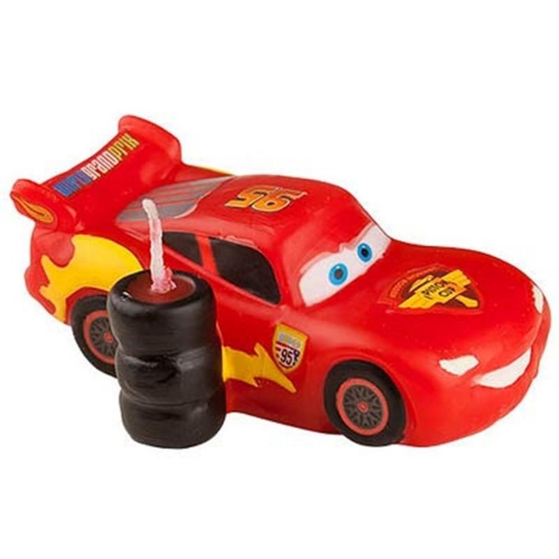 Vela de Aniversário Disney Carros Festa Infantil