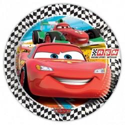 Pratinho de Bolo Disney Carros Festa Infantil