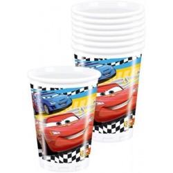 Copo Descartável Cars Disney Carros Festa Infantil