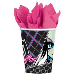 Copo Descartável Monster High com 24un