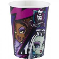 Copo Descartável Monster High 24un