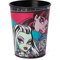 Copinho Descartável Monster High 24un Festa Infantil