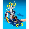 Imaginext Super Navio Aventura com Submarino - Fisher-Price