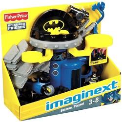 Observatório do Batman com Batmoto Imaginext - Fisher Price
