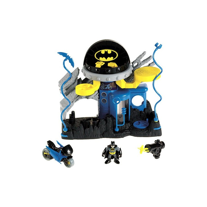 Observatório do Batman com Batmoto Imaginext - Fisher Price