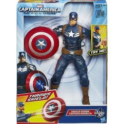 Boneco Super-herói Marvel Capitão América