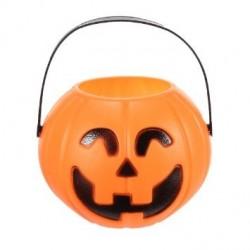Porta Doces de Abóbora para o Halloween Doces ou Travessuras