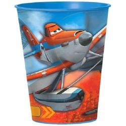Copo Descartável Disney Aviões Festa Infantil Meninos 24un