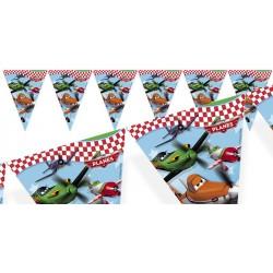 Bandeirinhas Decorativas Disney Aviões Festa Infantil Meninos