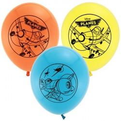 Bexigas de Látex Disney Aviões Festa Infantil Meninos