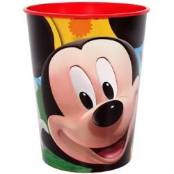 Copinho de Papel Mickey Mouse Festa Infantil com 24un