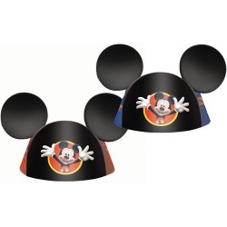 Chapéu de Aniversário Mickey Mouse Disney Festa Meninos