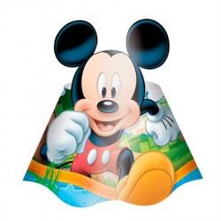 Chapeuzinho de Aniversário Mickey Mouse Disney Festa Meninos