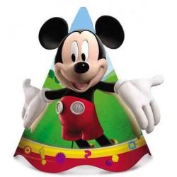 Chapeuzinho de Papel Aniversário Mickey Mouse Disney Festa Meninos