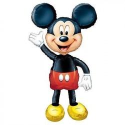 Balão Metalizado Mickey Mouse Disney Festa Meninos