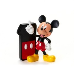 Vela para Bolo 1 Ano Mickey Mouse Aniversário Infantil