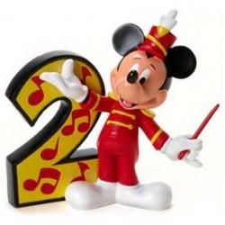 Vela para Bolo 2 Anos Mickey Mouse Aniversário Infantil