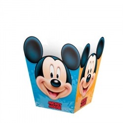 Cachepot do Mickey Mouse Festa Infantil