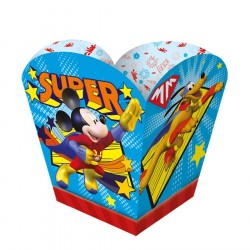 Cachepot Decorativo Super Mickey Mouse Festa Infantil