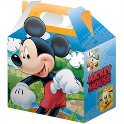 Caixinha Lembrancinha Mickey Mouse Festa Infantil