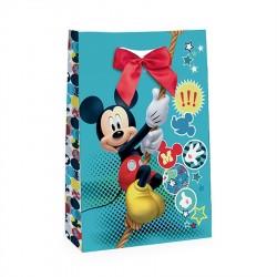 Embalagem Sacola Lembrancinha Mickey Mouse Festa Infantil