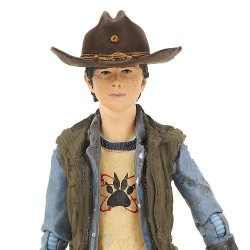 Boneco The Walking Dead Personagem Carl Grimes