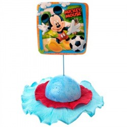 Enfeite Porta Pirulito Mickey Mouse Festa Infantil
