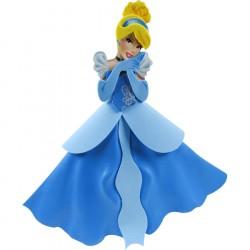 Princesa Cinderela em EVA Enfeite para Festa Infantil