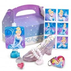 Kit Lembrancinha da Princesa Cinderela Festa Infantil