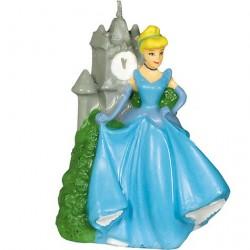 Vela para Bolo Princesa Cinderela