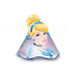 Chapeuzinho de Aniversário Cinderela Festa Infantil
