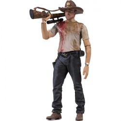 Boneco The Walking Dead Personagem Rick Grimes