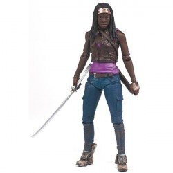 Boneco The Walking Dead Personagem Michonne