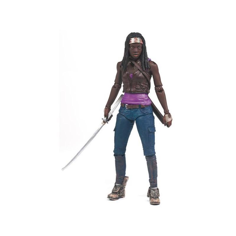 Boneco The Walking Dead Personagem Michonne