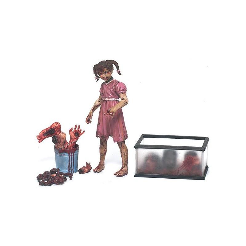 Boneco The Walking Dead Personagem Filha da Governador Penny