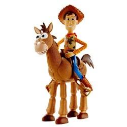 Boneco Woody e BullSeye Toy Story 3