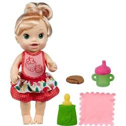Boneca Baby Alive Loira Meu Lanchinho Hasbro