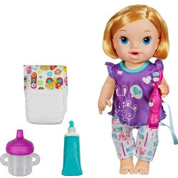 Boneca Baby Alive Loira Bons Sonhos Hasbro