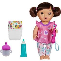 Boneca Baby Alive Morena Bons Sonhos Hasbro