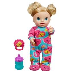 Boneca Baby Alive Loira Bebê Manhosa Hasbro