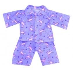 Roupinha para Boneca Baby Alive Pijama